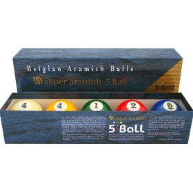 Bi Super aramith 5 ball